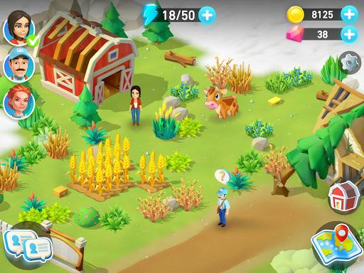 Goodville: Farm Game Adventure screenshots 5