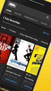 IMDb: Your guide to movies, TV shows, celebrities 8.3.2.10832020 Apk + Mod 2