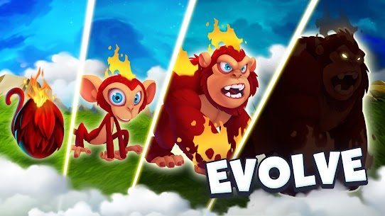 Monster Legends Mod APK Download (Unlimited Gems / Food) – Updated 2021 2