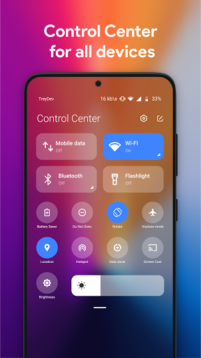 Download APK: Mi Control Center: Notifications and Quick Actions v18.0.6 [Pro]