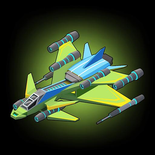 Merge Spaceships - Best Idle Space Tycoon