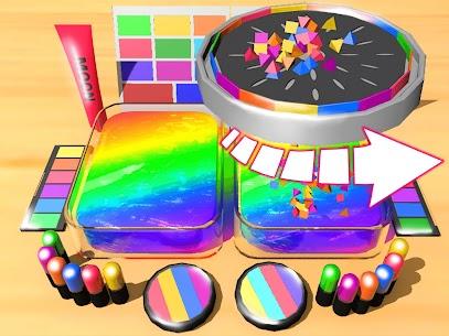 Mixing Makeup Into Slime ASMR Fidget Toys Games Apk 5