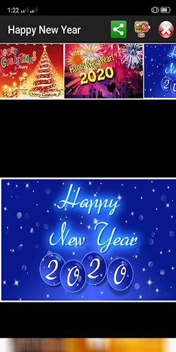 Happy New Year Greetings 2021  Screenshots 14