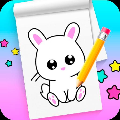 Comment dessiner des animaux mignons