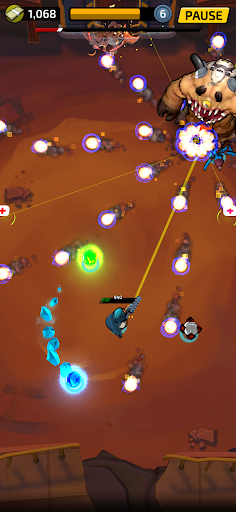 Impossible Space - A Hero In Space screenshots 6