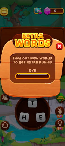 Wordscapes : Word Cross & Word Connect 1.0 screenshots 5