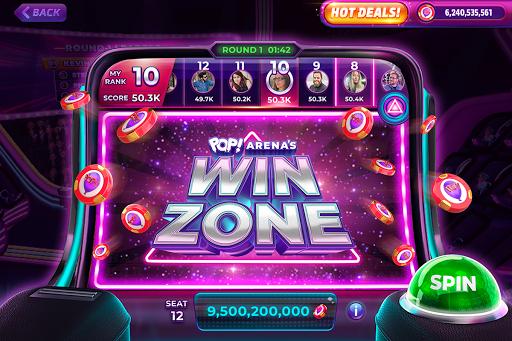 POP! Slots u2122- Play Vegas Casino Slot Machines!  screenshots 7