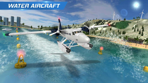 Airplane Flight Pilot Simulator  Screenshots 17
