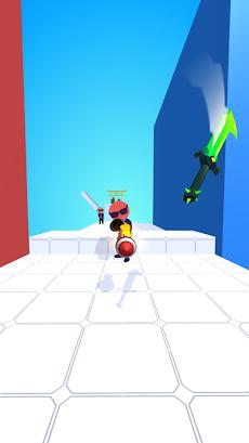 ソードプレイ!3D忍者が駆け抜け斬りまくるのおすすめ画像3