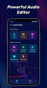 Audio Editor Pro - Music Editor, Sound Editor 1.01.7.0930 screenshots 1