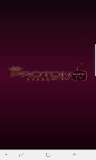 Proton Iptv Pro2  Screenshots 1