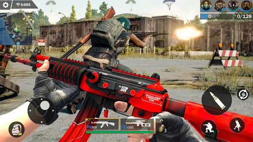 Commando Shooting Games 2020 - Cover Fire Action screenshots 12