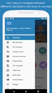 EMI Calculator – Loan & Finance Planner 4