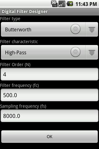 Digital Filter Designer For PC Windows (7, 8, 10, 10X) & Mac Computer Image Number- 6