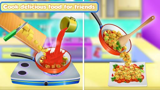 Royal Cooking Restaurant Chef: World Food Cuisine 1.0.4 screenshots 3