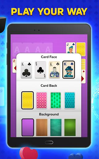 Solitaire Play u2013 Classic Klondike Patience Game screenshots 13
