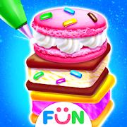 Icecream Sandwich Shop-Cooking Games for Girls