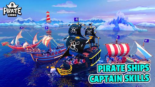 Pirate Code - PVP Battles at Sea 1.2.8 screenshots 11