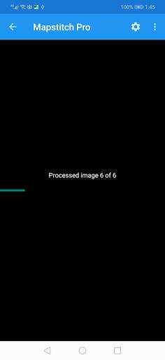 Mapstitch Image Stitcher Pro screenshot 4