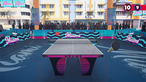 Ping Pong Fury android2mod screenshots 6