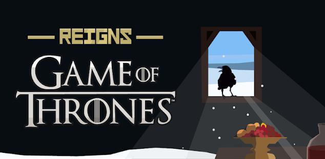 Скриншот №1 к Reigns Game of Thrones