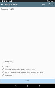 GRE Vocabulary - Learn GRE words