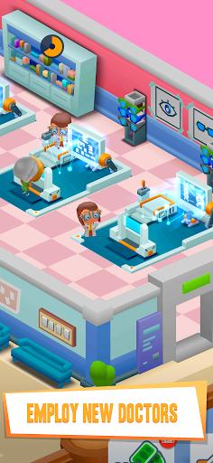Idle Frenzied Hospital Tycoon  screenshots 5