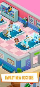 Idle Frenzied Hospital Tycoon 0.12 5