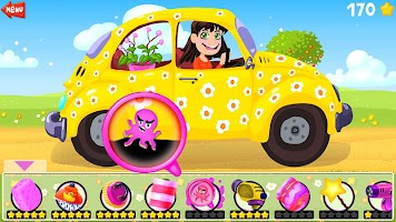 Amazing Car Wash For Game - For Kids