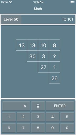 Math Riddles: IQ Test  screenshots 3