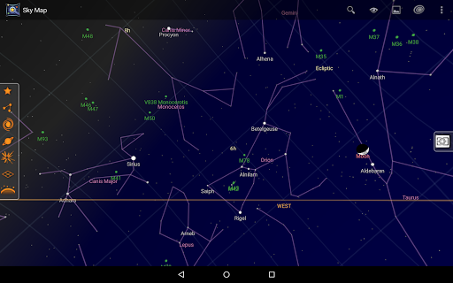 Sky Map 1.9.6 - RC6 Screenshots 8