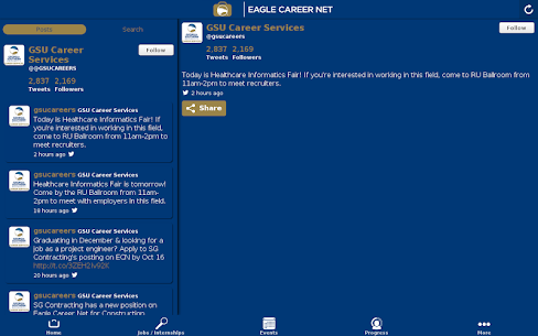Eagle Career Net For Pc – How To Download It (Windows 7/8/10 And Mac) 3
