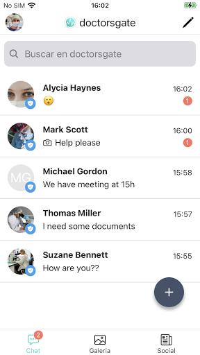 doctorsgate - Secure Messenger  Paidproapk.com 3