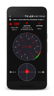 Real Digital GPS Compass 2020: Location Finder Screenshot