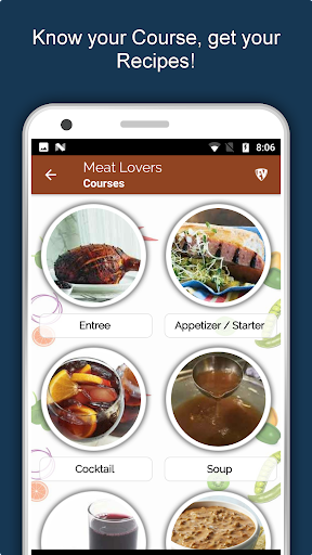 all meat recipes: beef, lamb, ham, poultry, mutton screenshot 2