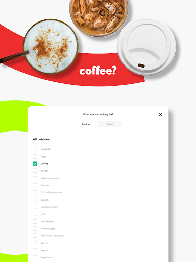 efood delivery 4.7.1 Screenshots 20