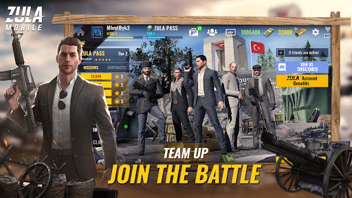 Zula Mobile: Gallipoli Season: Multiplayer FPS 0.19.1 screenshots 2