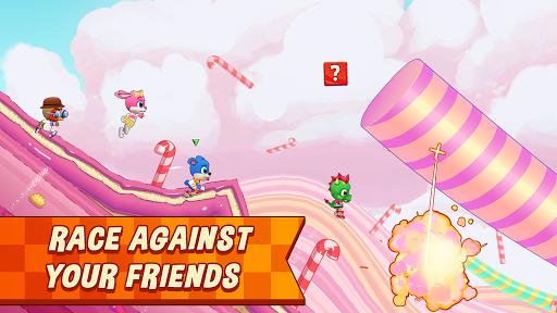 Fun Run 4 - Multiplayer Games  screenshots 2