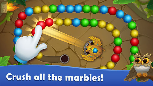 Jungle Marble Blast Lite 1.0.1 screenshots 2