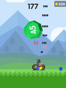 Download Ball Blasted MOD Apk [Unlimited Money/Daimonds/Coins] 7