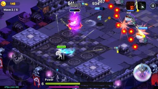 Angel Saga: Hero Action Shooter RPG 1.10 screenshots 6