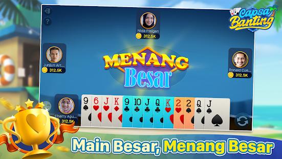 Big 2 Capsa Banting ZingPlay Best FREE Kartu game 1.07.06 screenshots 2