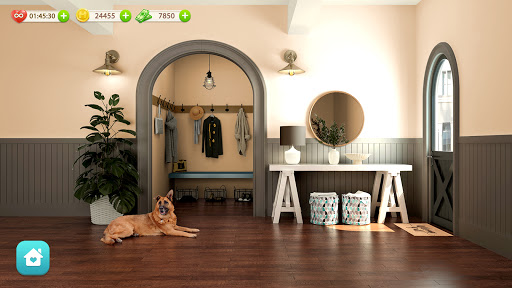 Dream Home: Design & Makeover android2mod screenshots 4