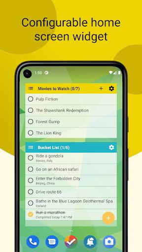 Tasks: to do list with sync, reminders & calendar apktram screenshots 6