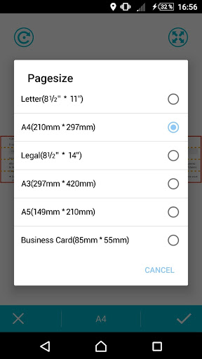 Convert JPG to PDF & Scanner 8.3.3 Screenshots 4