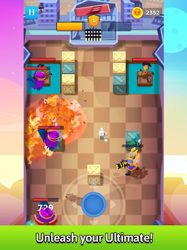 Bullet Knight: Dungeon Crawl Shooting Game  screenshots 17