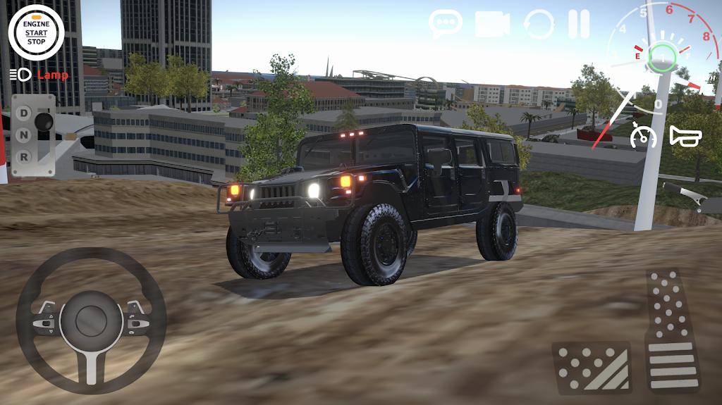 Fast&Grand: Car Driving Simulator Free Roam Games poster 1