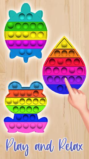 Pop It 3D ASMR - DIY Fidget Antistress Calm Toys  screenshots 2