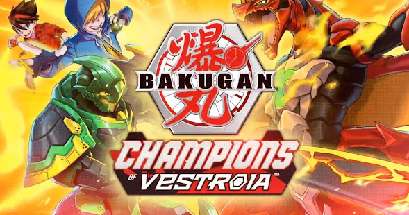 Download Bakugan Battle Planet Background For PC Windows and Mac apk screenshot 1
