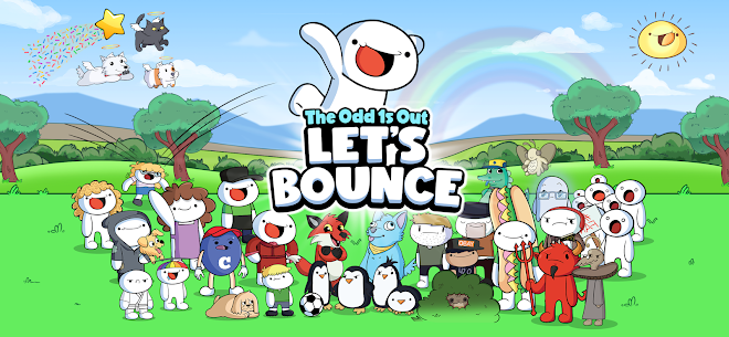 TheOdd1sOut: Let's Bounce Mod Apk (Unlimited Money) 0.3 1